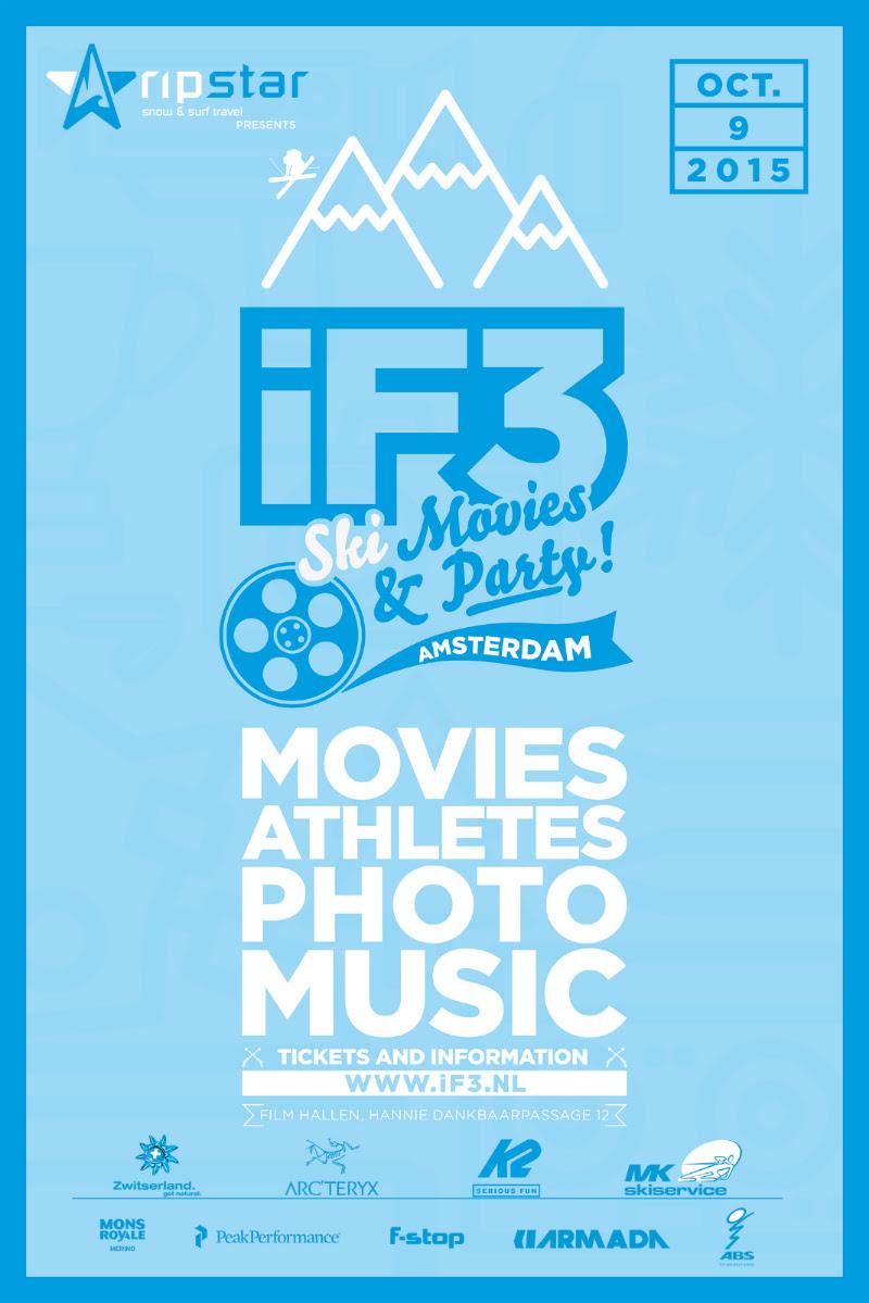 iF3 Amsterdam 2015