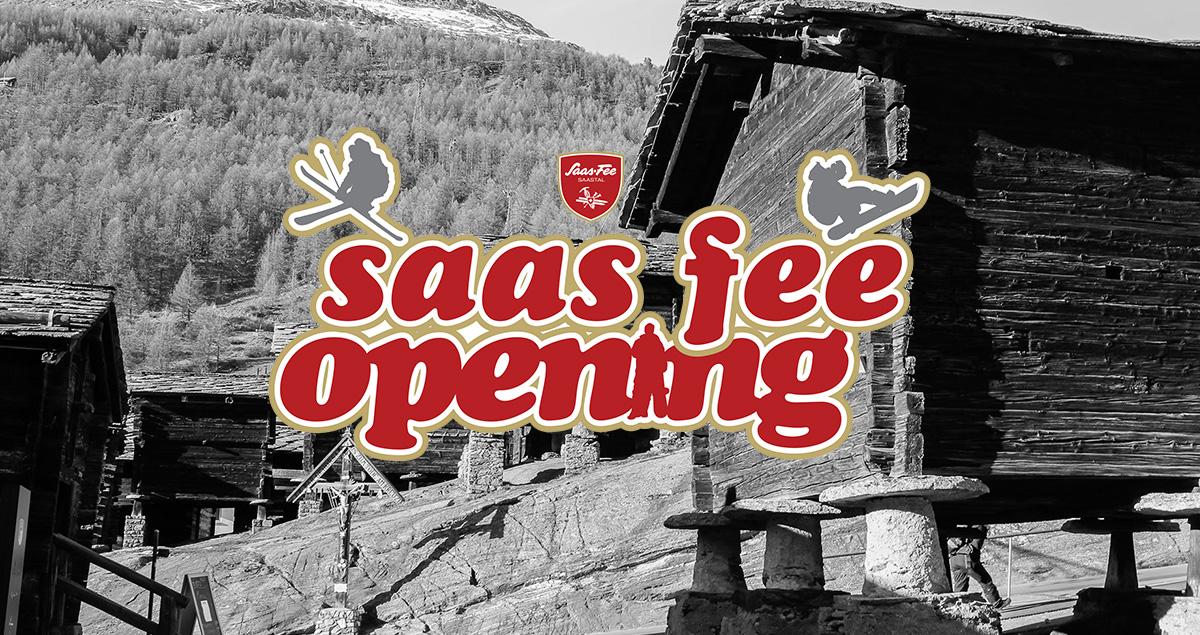 Saas Fee Opening 2017